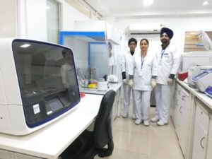 Genetic Testing laboratory India