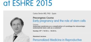 Scientific Program ESHRE 2015
